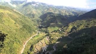 【フィリピン・世界遺産】コルディリェーラの棚田群