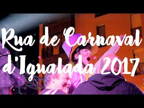 Rua de Carnaval d'Igualada 2017