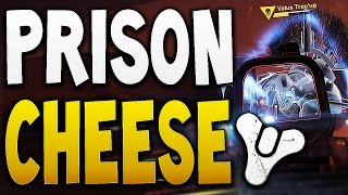 Destiny - PRISON OF ELDERS CHEESE ! (House of Wolves)