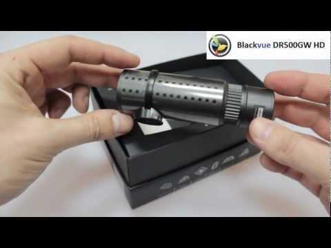 Обзор Blackvue DR500GW HD Wi-Fi