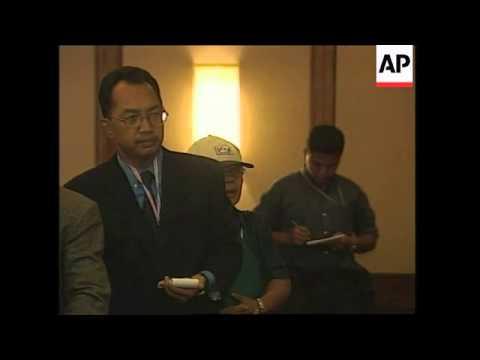 Indonesian FM says US has promised to return terror suspect
