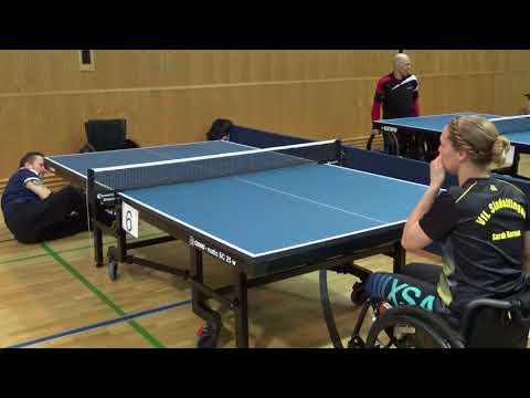 Table tennis fail