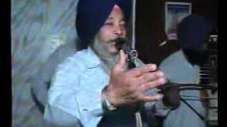 Dhadi Jatha Gurdial singh Lakhpur  And Dhadi Kuldeep singh Bhulewal )