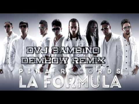 La Formula remix - Arcangel, Plan B, Zion...