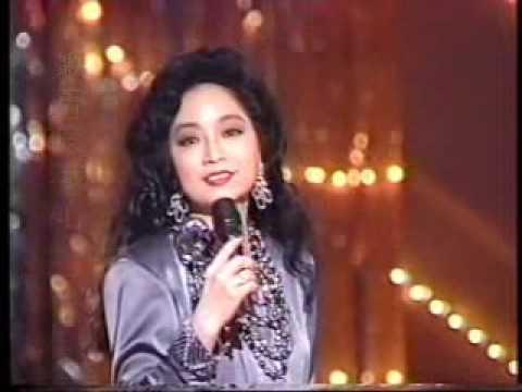 徐小鳳 ATV1992台慶表現 隨想曲 浪子心聲