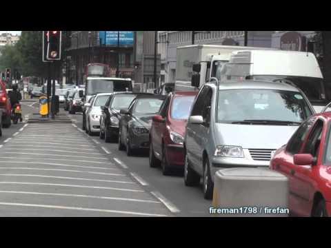 2x Police Car British Transport Police