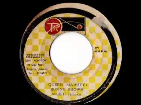 dennis brown queen majesty lyrics