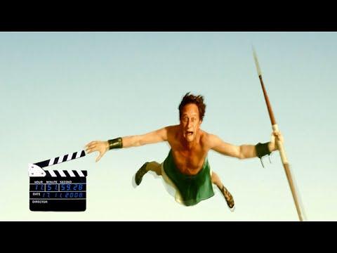 Сцена из фильма Астерикс на Олимпийских играх, допинг