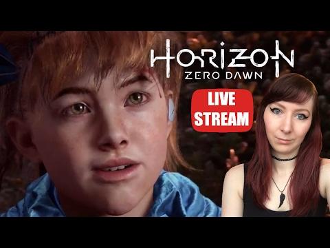 BEST PS4 EXCLUSIVE YET!? - Horizon Zero Dawn PS4 PRO Let's Play Walkthrough Gameplay Part 1