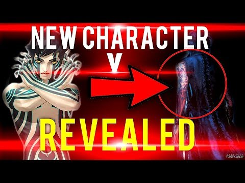 Devil May Cry 5: New Character V REVEALED!?? (READ DESCRIPTION)