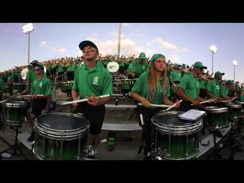 UNT Football Opening Game Day Mp3