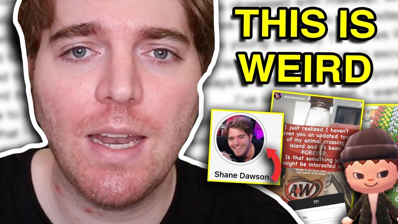 Download SHANE DAWSON RETURNING SOON (WEEKLY TEACAP)