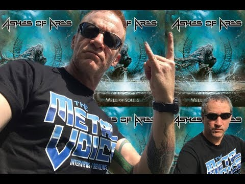 Matt Barlow Ashes of Ares Ex -Iced Earth Interview- The Metal Voice Mp3