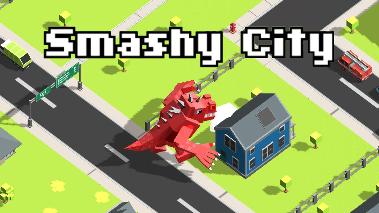 Smashy City Trucchi