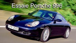 porsche 996 3.4 accélération - bruit.