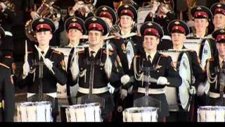 Band of the Moscow Suvorov Military Music College 2011