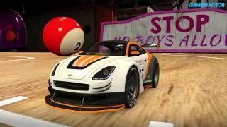 Table Top Racing: World Tour- Gameplay Demo with Nick Burcombe