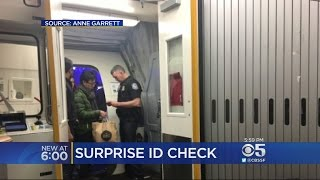 Customs Agents Search SFO Plane, Demand ID From All Passengers