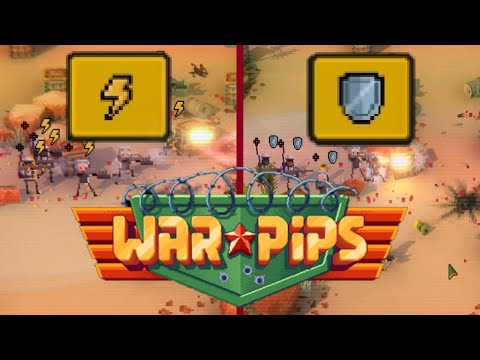 THE ART OF WARPIPS : GAME GUIDE TO ASSAULT AND DEFENSE MODES |