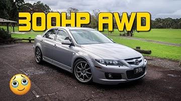 300HP ALL WHEEL DRIVE SLEEPER?!? Justin's Mazda 6 MPS