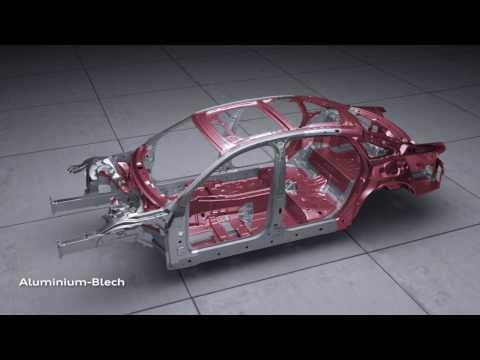 Audi Space Frame A8 A8L 2018