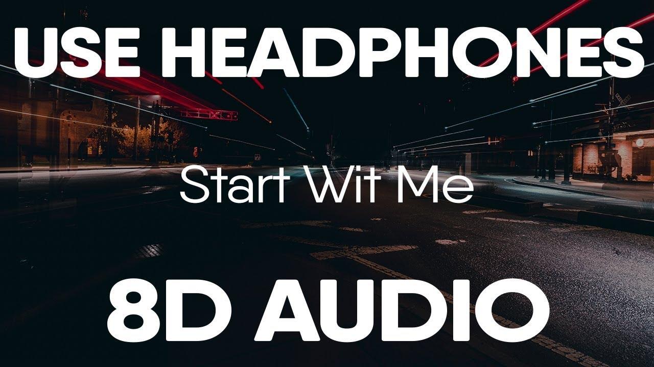Roddy Ricch - Start Wit Me feat. Gunna (8D Audio)