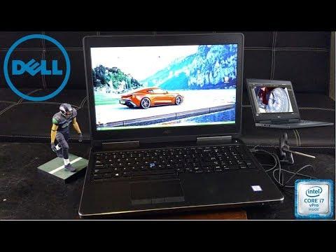 Dell Precision 7520 Laptop Mobile Workstation Review