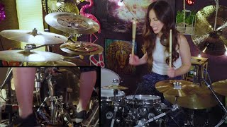 SLIPKNOT - UNSAINTED - DRUM COVER BY MEYTAL COHEN