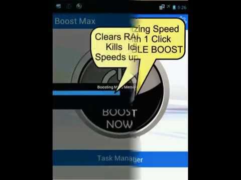 Best Speed Booster & Memory Cleaner For Android Phones & Tablets 2015