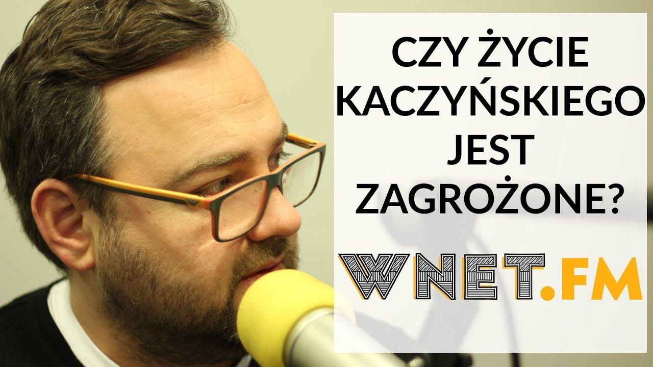 Biedroń u Gadowskiego: Świr, szaleniec podlany propagandą może dokonać zamachu na Kaczyńskiego