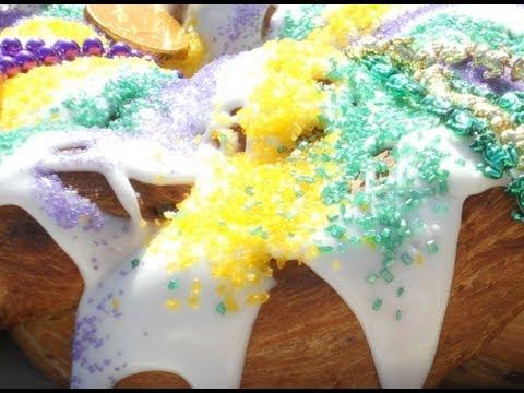 How to Make King Cake