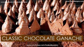 Classic Chocolate Ganache Recipe