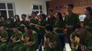 Đêm Trường Sơn nhớ Bác (CLB guitar ĐHPCCC)