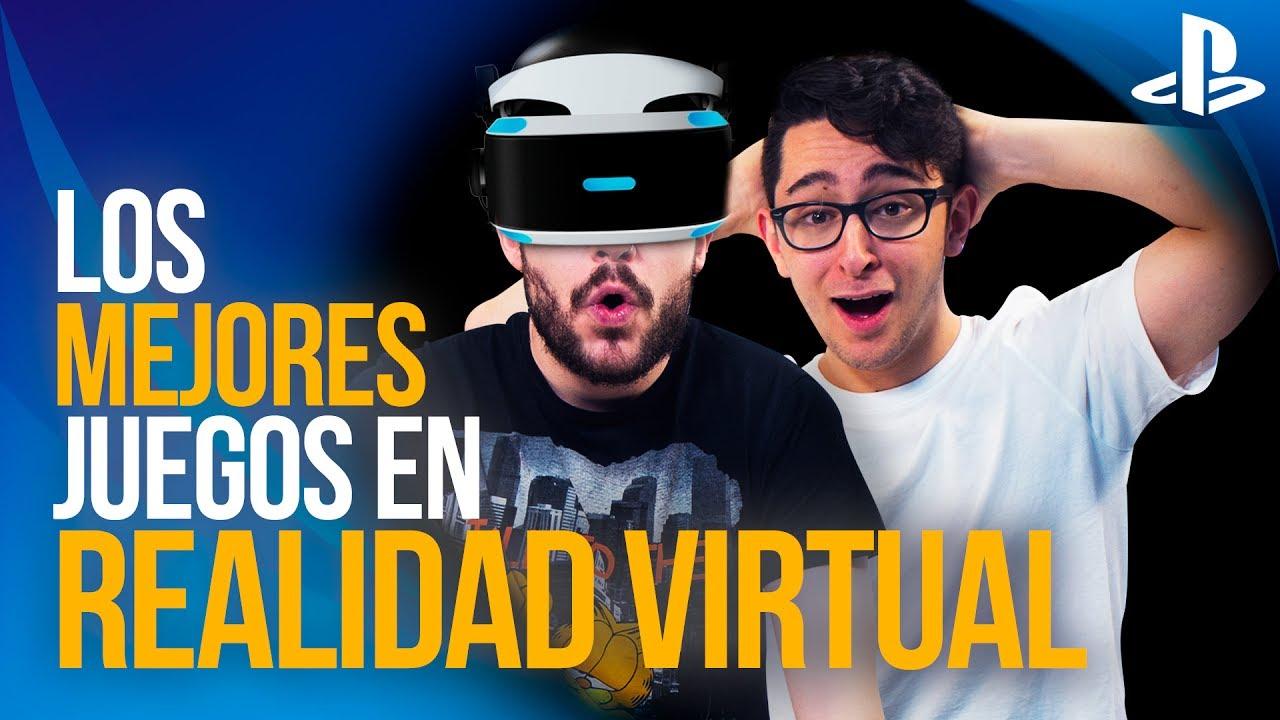 Los Mejores Juegos En Realidad Virtual Hasta Ahora Top Vr Youtube