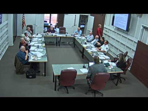 Lebanon City Budget Meeting - 5/4/16