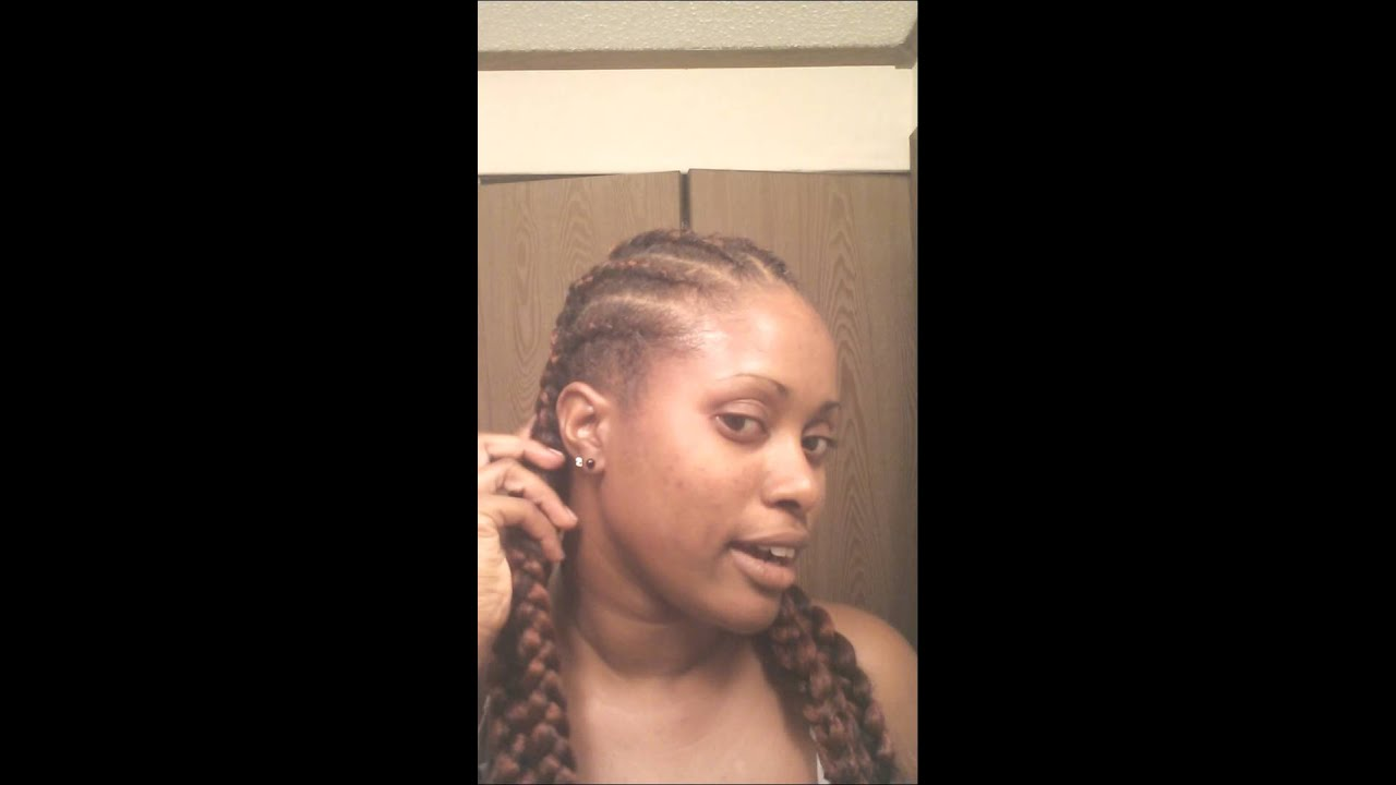 Done With My Feed In Cornrows Ciara Inspired Youtube