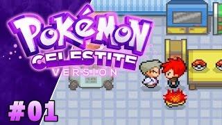 Pokemon Celestite ( Fan Game ) Part 1 - Signing Papers! Gameplay Walkthrough