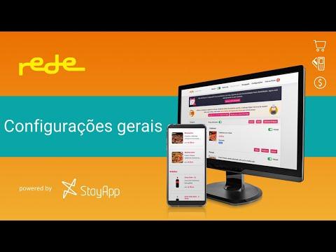 Configurando sua conta Catálogo StayApp!
