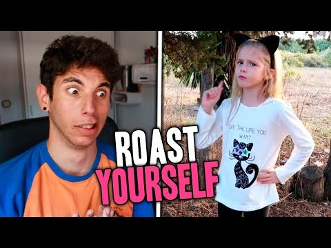 Este Roast Yourself Challenge...ES DIFERENTE!