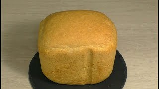 Как испечь полезный хлеб в хлебопечке. ПП рецепт. Без сахара. English Subtitles