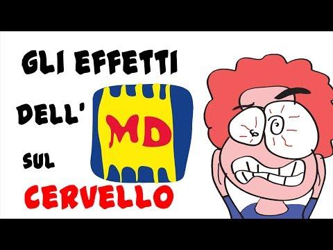 Gli effetti dell'MD sul cervello - parodia Scienziati MAI