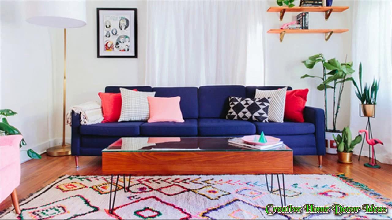 Beau Blue Sofa Living Room Ideas