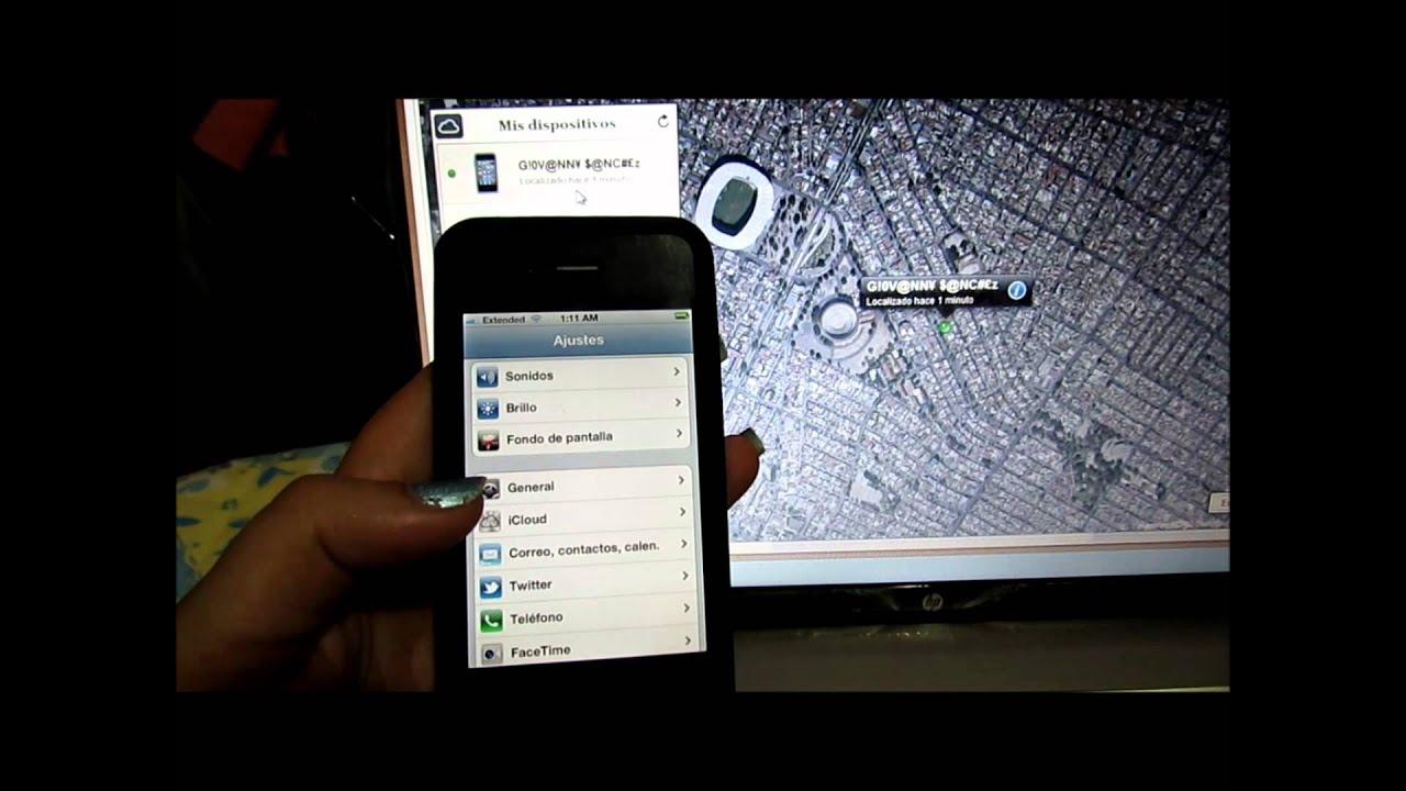 quero localizar um celular pelo gps