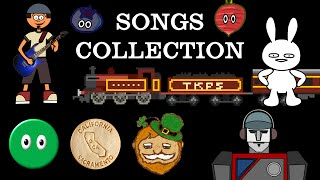 Songs Collection - Shapes, Vehicles, ABC