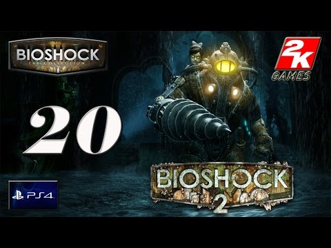 BIOSHOCK COLLECTION | Bioshock 2 Remaster - Control de Mando | PS4 Capitulo 20 español