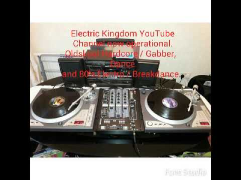 12 Inch Thumpers Hardhouse mix