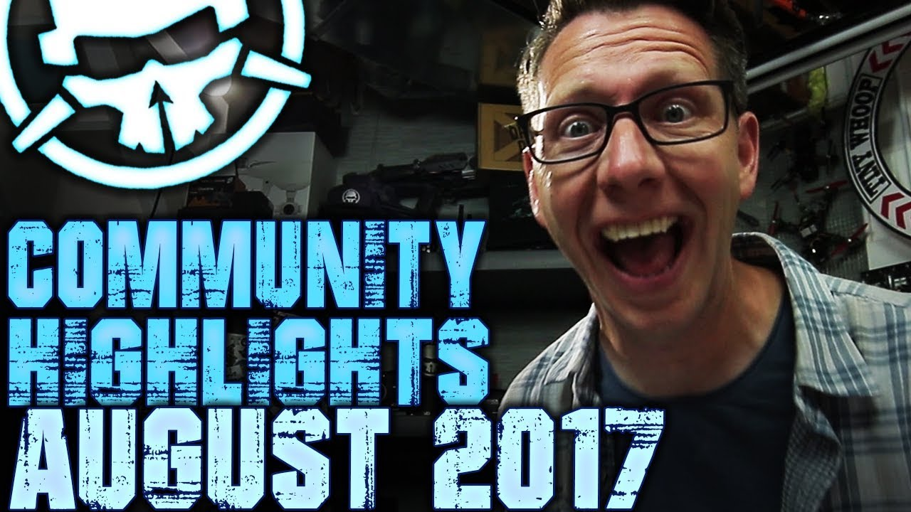 Community Highlights! August 2017