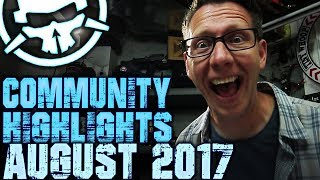Video Community Highlights! August 2017 download MP3, 3GP, MP4, WEBM, AVI, FLV Agustus 2017