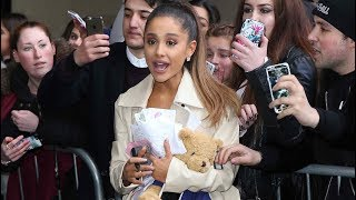 When Ariana Grande Goes Out in Public