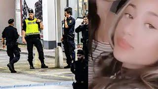 Adriana, 12, mördades - man i 20-årsåldern gripen
